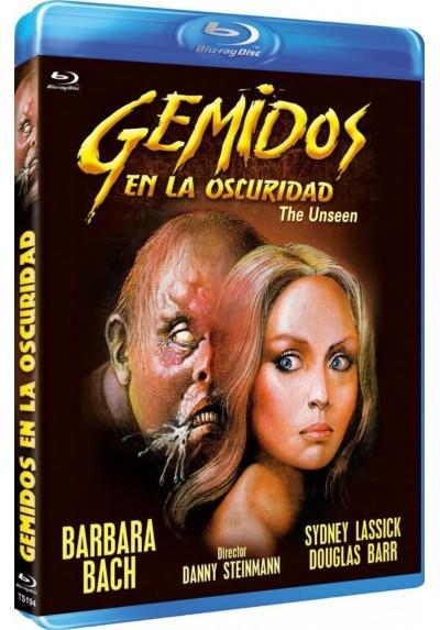 Gemidos En La Oscuridad (Blu-Ray) (The Unseen)