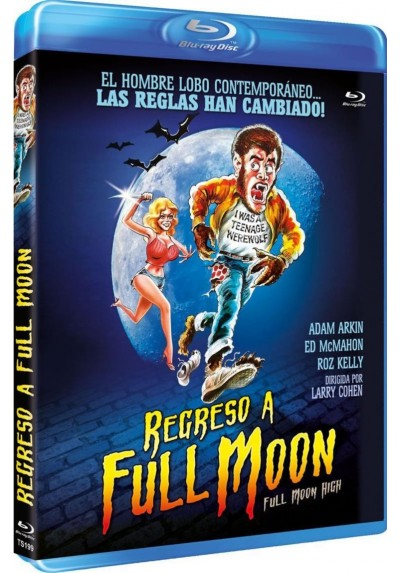 Regreso A Full Moon (Blu-Ray) (Full Moon High)