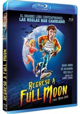 Regreso A Full Moon (Blu-Ray) (Full Moon High)