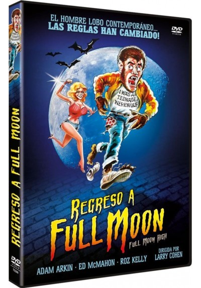 Regreso A Full Moon (Full Moon High)