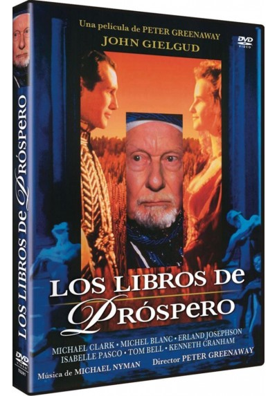Los Libros De Próspero (Prospero´s Books)