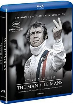 Steve Mcqueen - The Man & Le Mans (Blu-Ray)