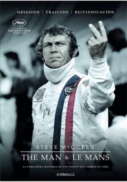 Steve Mcqueen - The Man & Le Mans