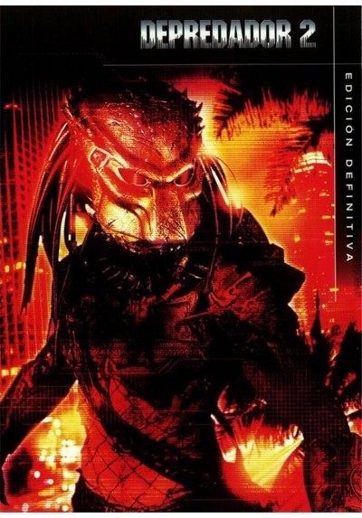 Depredador 2 - Edición Definitiva