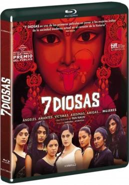 7 Diosas (Blu-Ray) (Angry Indian Goddesses)