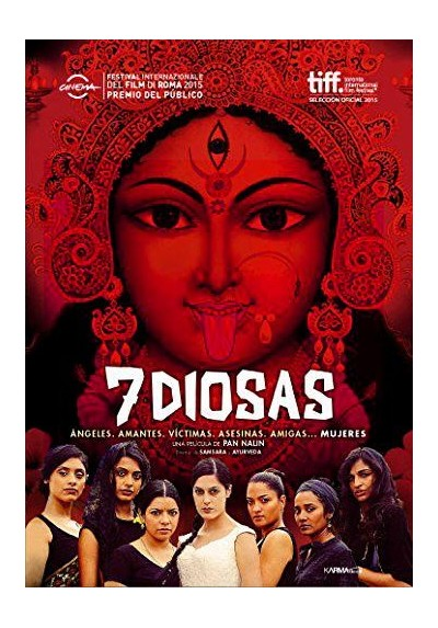 7 Diosas (Angry Indian Goddesses)