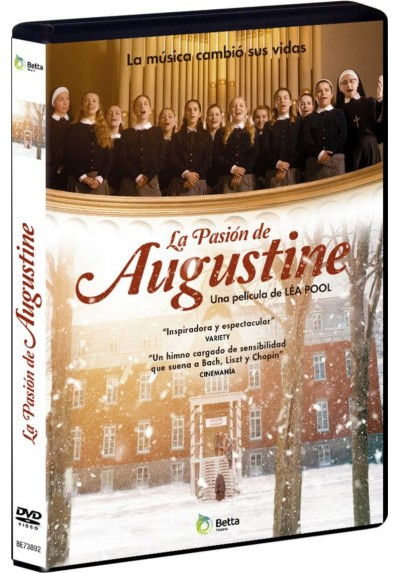 La Pasión De Augustine (La Passion D'Augustine)