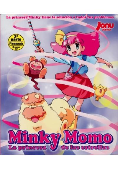 Minky Momo: La Princesa De Las Estrellas - 1ª Temporada - 2ª Parte (Mahô No Purinsesu Minkî Momo)