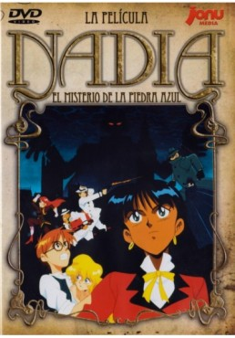 Nadia: El misterio de la piedra azul (Nadia: The Secret of Fuzzy)