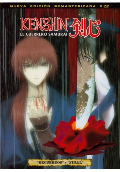 Kenshin: El Guerrero Samurai - Recuerdos y Final