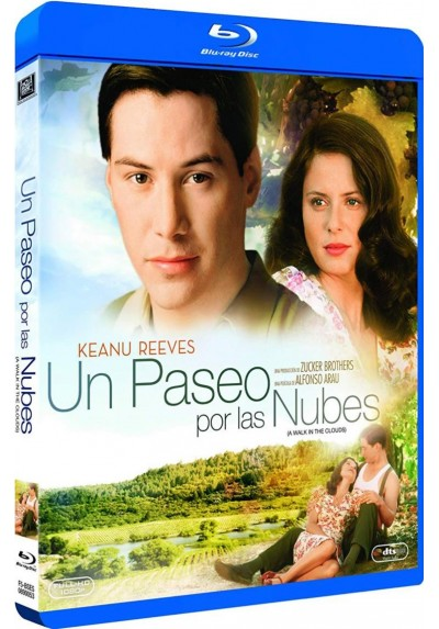 Un Paseo Por Las Nubes (Blu-Ray) (A Walk In The Clouds)