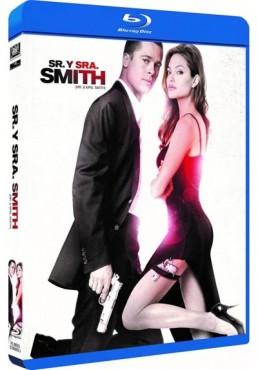 Sr. Y Sra. Smith (Blu-Ray) (Mr. And Mrs. Smith)