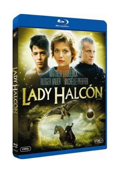 Lady Halcon (Blu-Ray) (Ladyhawke)