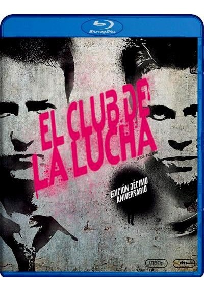 El Club de la Lucha (Blu-Ray) (Fight Club)
