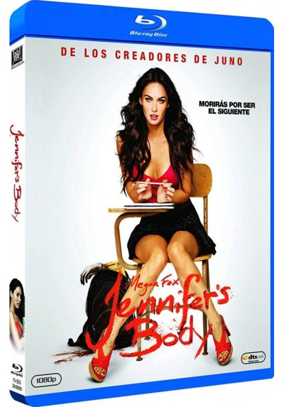 Jennifer´s Body (Blu-Ray)