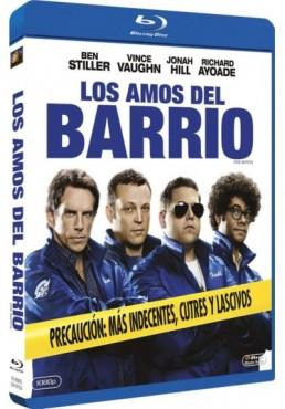 Los Amos Del Barrio (Blu-Ray) (The Watch)