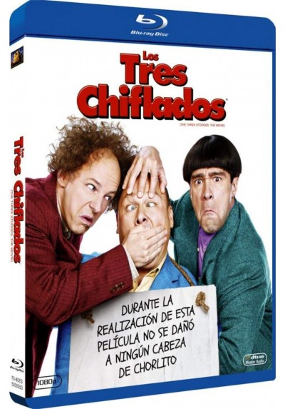 Los Tres Chiflados (Blu-Ray) (The Three Stooges)