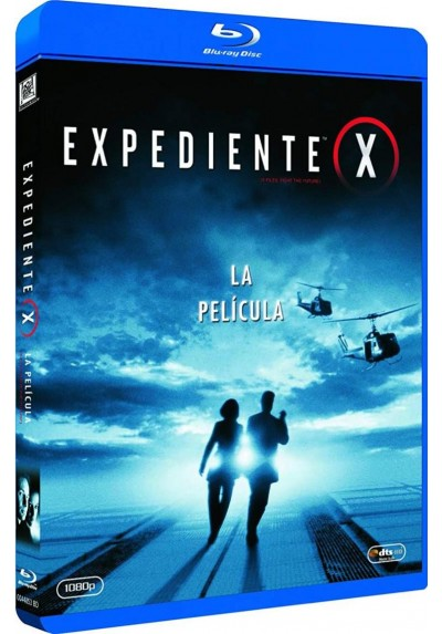 Expediente X : La Película (Blu-Ray) (The X Files: The Movie)