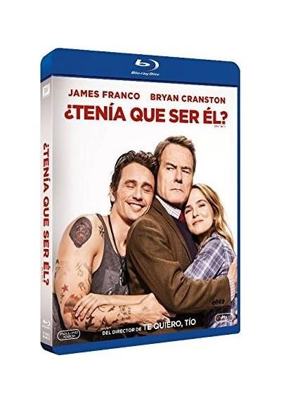 Tenía Que Ser Él? (Blu-Ray) (Why Him?)