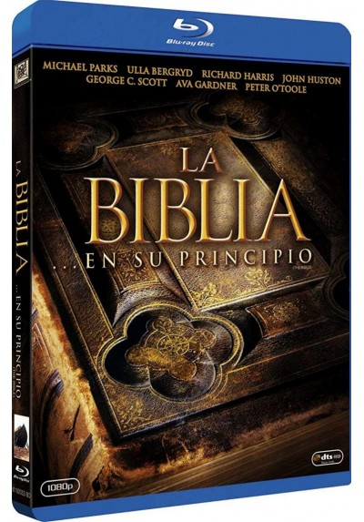 La Biblia... En Su Principio (Blu-Ray) (The Bible... In The Beginning)
