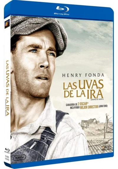 Las Uvas De La Ira (Blu-Ray) (The Grapes Of Wrath)