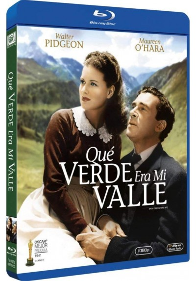Qué Verde Era Mi Valle (Blu-Ray) (How Green Was My Valley)