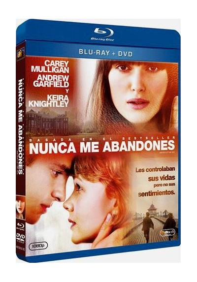 Nunca Me Abandones (Blu-Ray) (Never Let Me Go)