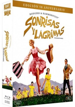 Sonrisas Y Lágrimas (Ed. 50 Aniversario) (Blu-Ray) (Ed. Coleccionista) (The Sound Of Music)