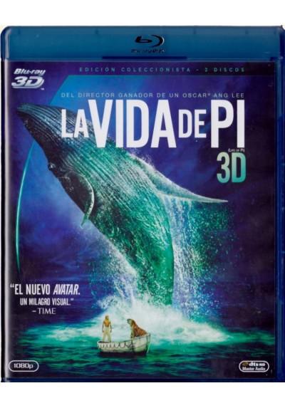La Vida De Pi (Blu-Ray 3d) (Life Of Pi)