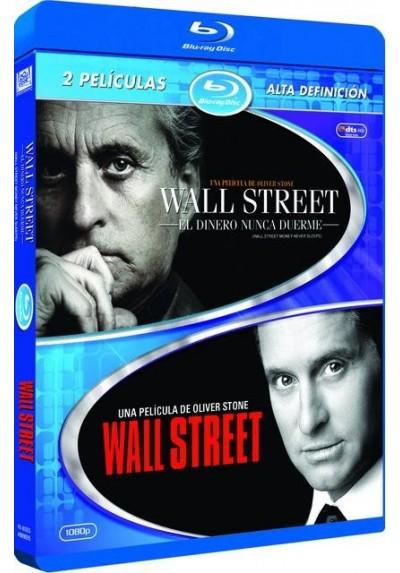 Pack Wall Street: El Dinero Nunca Duerme / Wall Street (Blu-Ray)