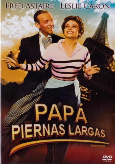 Papa Piernas Largas (Daddy Long Legs)