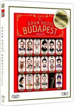 El Gran Hotel Budapest (Blu-Ray) (The Grand Budapest Hotel)