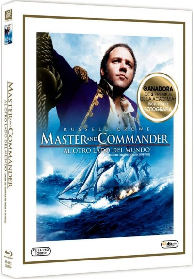 Master & Commander: Al otro lado del mundo  (Master and Commander: The Far Side of the World)