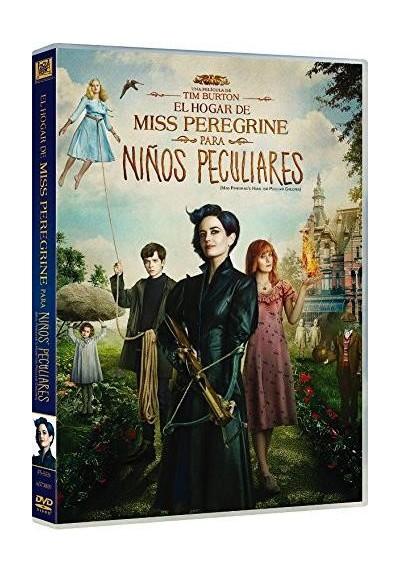El Hogar De Miss Peregrine Para Niños Peculiares (Miss Peregrine´s Home For Peculiar Children)