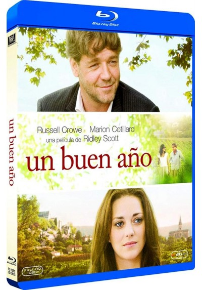 Un Buen Año (Blu-Ray) (A Good Year)