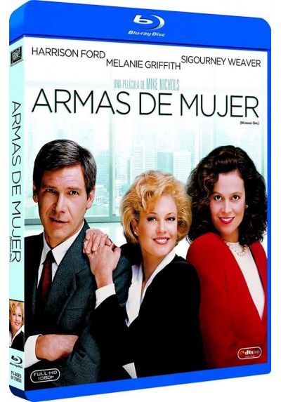 Armas De Mujer (Blu-Ray) (Working Girl)