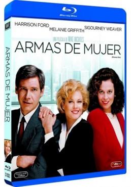 Armas De Mujer (Blu-Ray) (Working Girl)