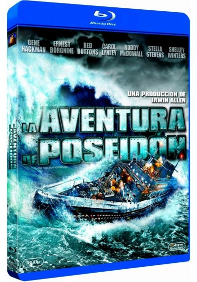 La Aventura De Poseidón (Blu-Ray) (The Poseidon Adventure)