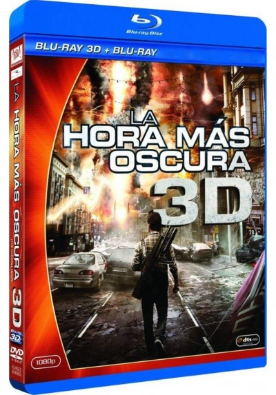 La Hora Más Oscura (Blu-Ray 3d + Blu-Ray) (The Darkest Hour)
