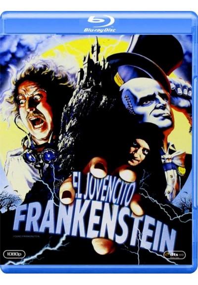 El Jovencito Frankenstein (Blu-Ray) (Young Frankenstein)