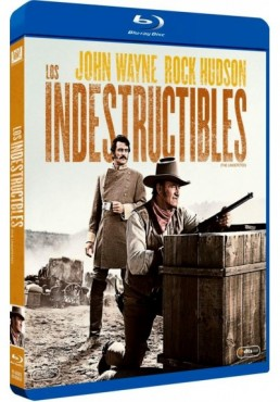 Los Indestructibles (Blu-Ray) (The Undefeated)