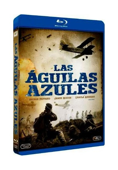 Las Águilas Azules (Blu-Ray) (The Blue Max)