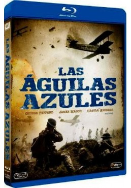 Las Águilas Azules (Blu-Ray) (The Blue Max)