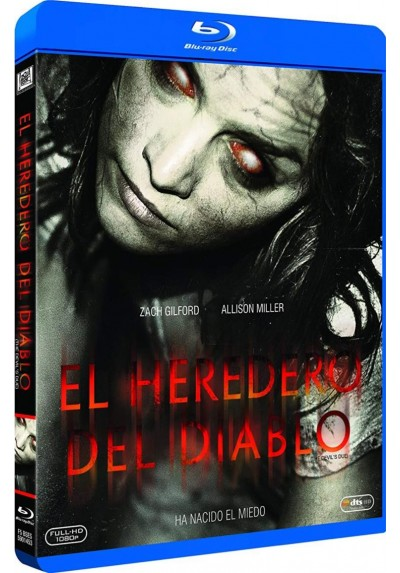 El Heredero Del Diablo (Blu-Ray) (Devil'S Due)