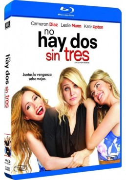 No Hay Dos Sin Tres (Blu-Ray) (The Other Woman)