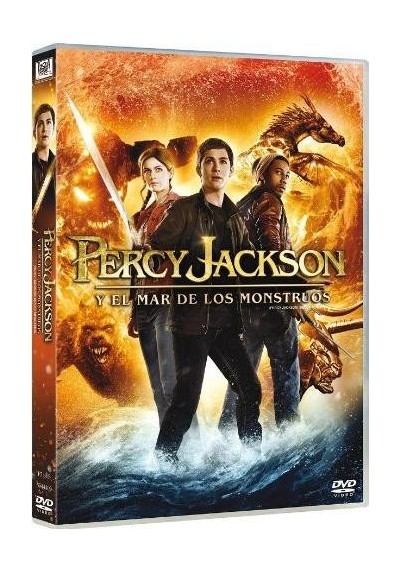 Percy Jackson Y El Mar De Los Monstruos (Percy Jackson: Sea Of Monsters)