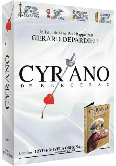 Cyrano de Bergerac + Libro (Cyrano de Bergerac)