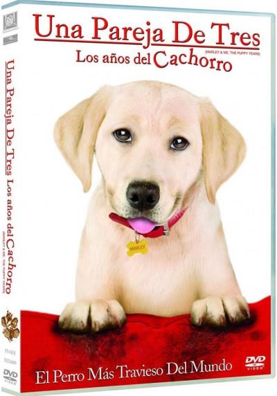 Una Pareja De Tres: Los Años Del Cachorro (Marley & Me: The Puppy Years)