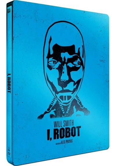 Yo, Robot - Edición Metálica - Edición Limitada (Blu-Ray) (I, Robot)
