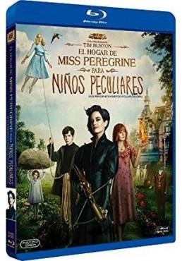 El Hogar De Miss Peregrine Para Niños Peculiares (Blu-Ray) (Miss Peregrine´s Home For Peculiar Children)